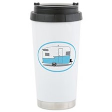 Vintage Shasta Travel Coffee Mug