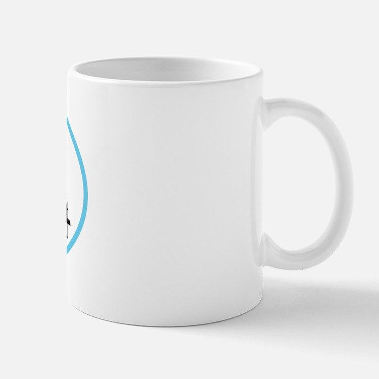 Vintage Shasta Mug