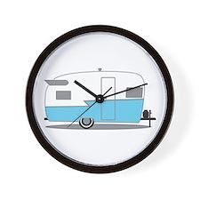 Vintage Shasta Wall Clock
