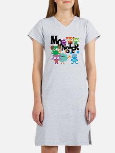 Monsters Women's Nightshirt