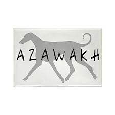 Azawakh Dogs Rectangle Magnet (10 pack)
