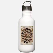 Poultry of the World Water Bottle