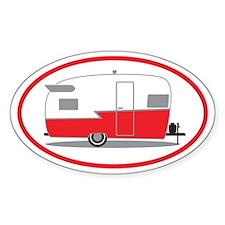 Vintage Shasta Bumper Stickers