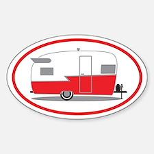 Vintage Shasta Sticker (Oval)