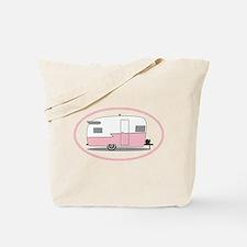 Vintage Shasta Tote Bag