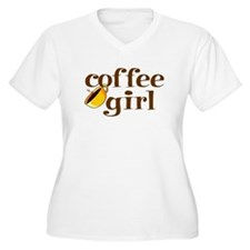 Coffee Girl T-Shirt