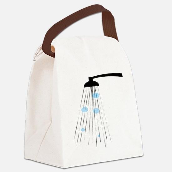 Modern Minimalist Canvas Lunch Bag