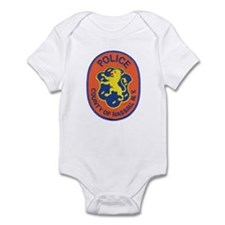 Nassau County Police Infant Bodysuit