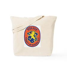 Nassau County Police Tote Bag