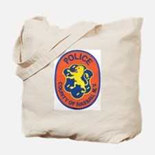 Nassau County Police Tote Bag