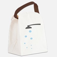 Modern Minimalist Canvas Lunch Bag