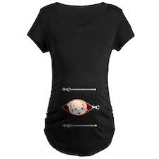 Maternity Funny Pregnancy Maternity T-Shirt
