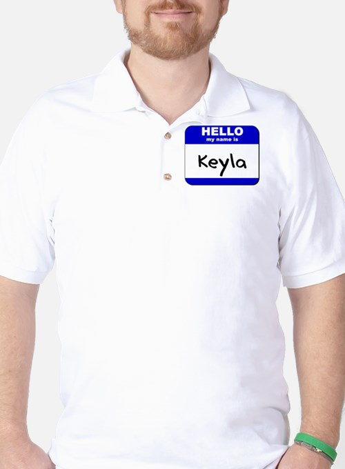 hello my name is keyla T-Shirt