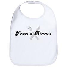 Frozen Dinner (fork and knife Bib
