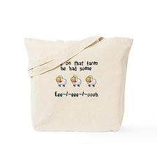 On That Farm - Sheep Tote Bag