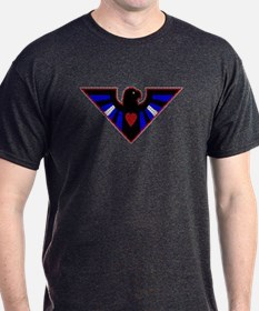 LEATHER EAGLE/BRICK/RED/ T-Shirt