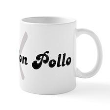 Arroz Con Pollo (fork and kni Mug