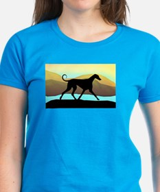 Azawakh Seaside Tee