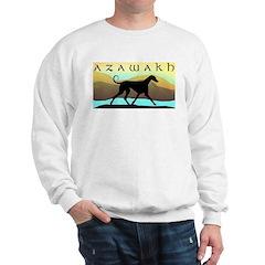 Azawakh Seaside Sweatshirt
