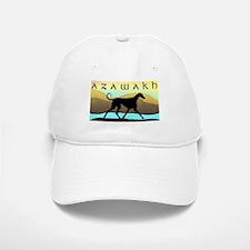 Azawakh Seaside Baseball Baseball Cap