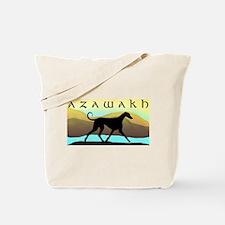 Azawakh Seaside Tote Bag