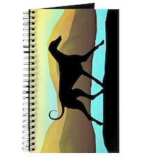Azawakh Seaside Journal