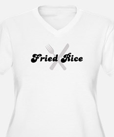 Fried Rice (fork and knife) T-Shirt