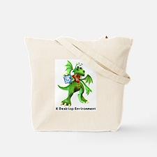 Unique Kde Tote Bag