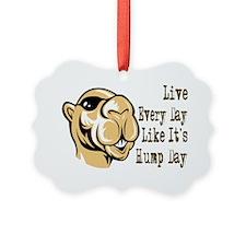 Hump Day Coffee Mug Ornament