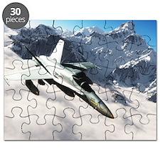 F-18 Hornet Puzzle