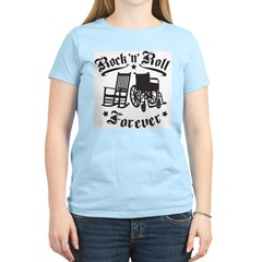 Rock & Roll Forever Women's Light T-Shirt