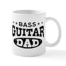 Bass Guitar Dad Mug