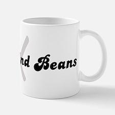 Franks And Beans (fork and kn Mug