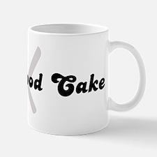 Angel Food Cake (fork and kni Mug