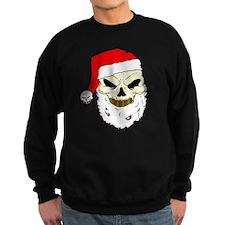 Santa Skull Sweatshirt