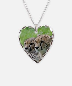 Cheetah009 Necklace