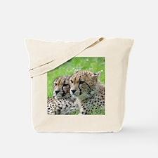 Cheetah009 Tote Bag