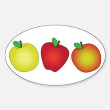 Apples Decal