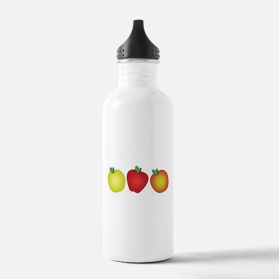 Apples Water Bottle