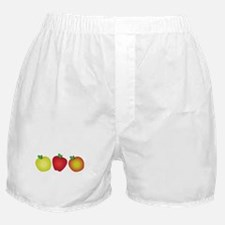 Apples Boxer Shorts