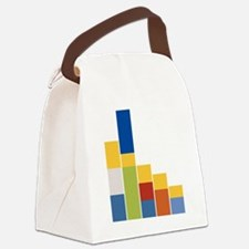 Rectangular Simpsons Canvas Lunch Bag