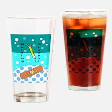 Nursing Student FF 5 Drinking Glass