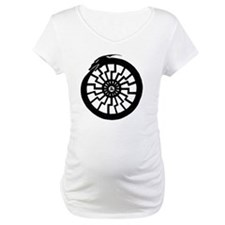 Serpentine Sun Wheel Shirt