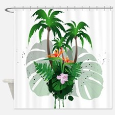 Beautiful summer design Shower Curtain