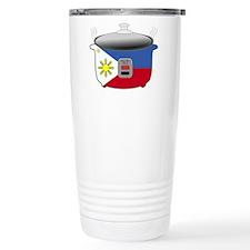 Rice Cooker Travel Coffee Mug