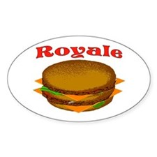 ROYALE Decal