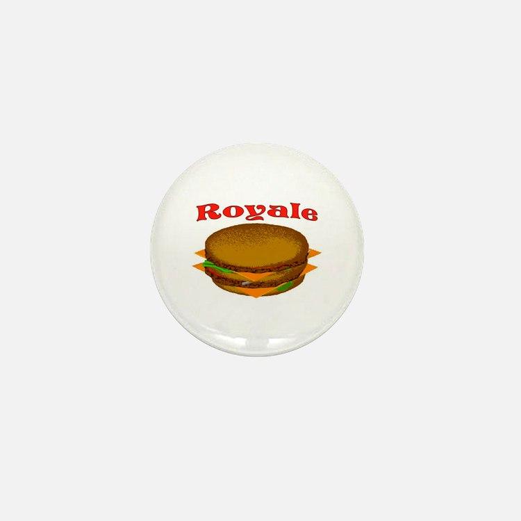 ROYALE Mini Button