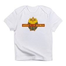 Power to the Poultry Infant T-Shirt
