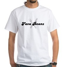 Fava Beans (fork and knife) Shirt