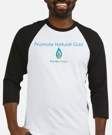 Promote Natural Gas Baseball Jersey